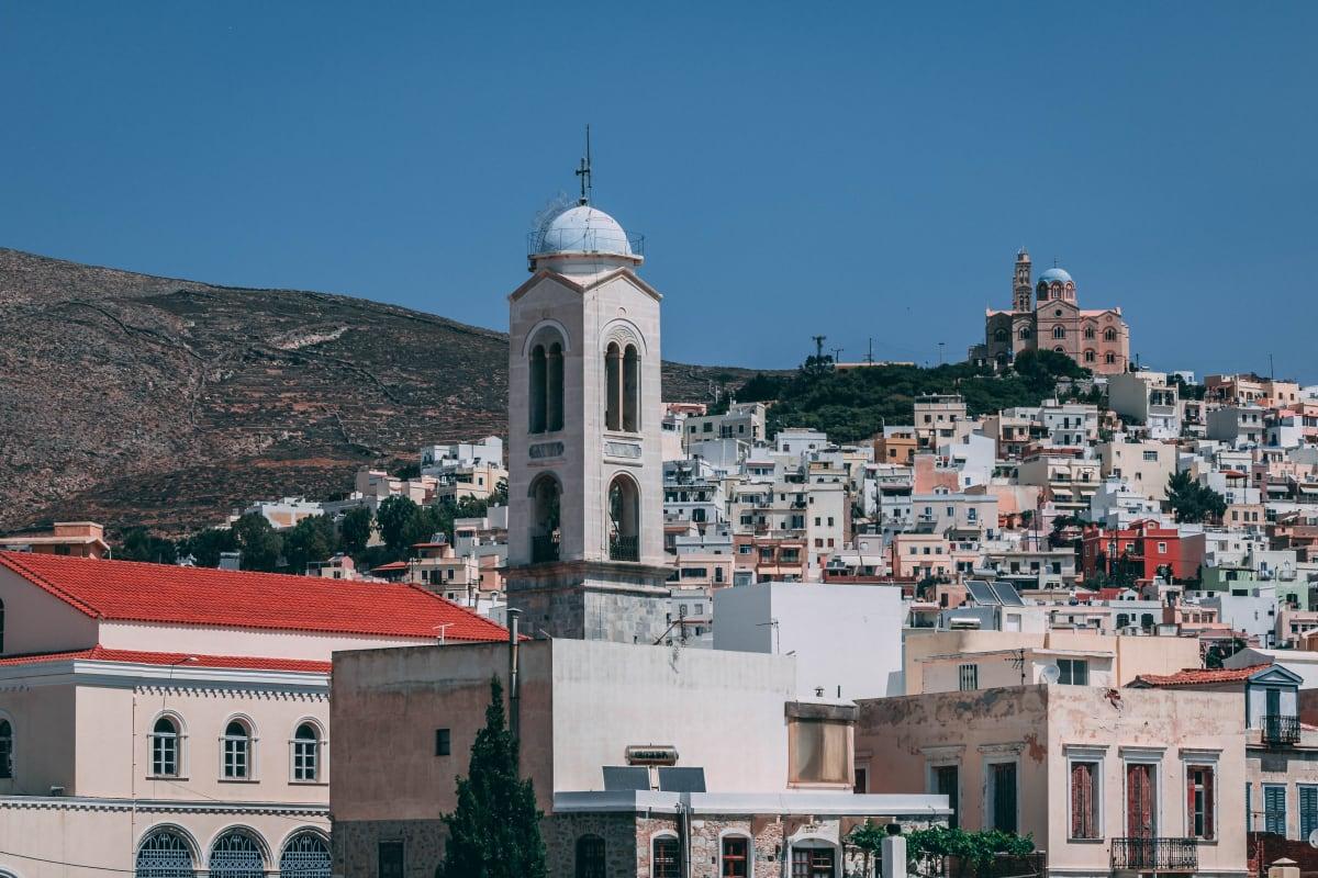 Bedspot Hostel, Santorini, Greece