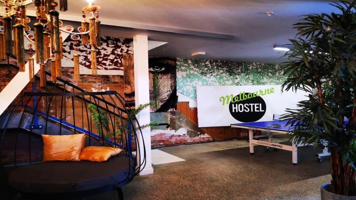 Melbourne Hostel, Melbourne, Australia