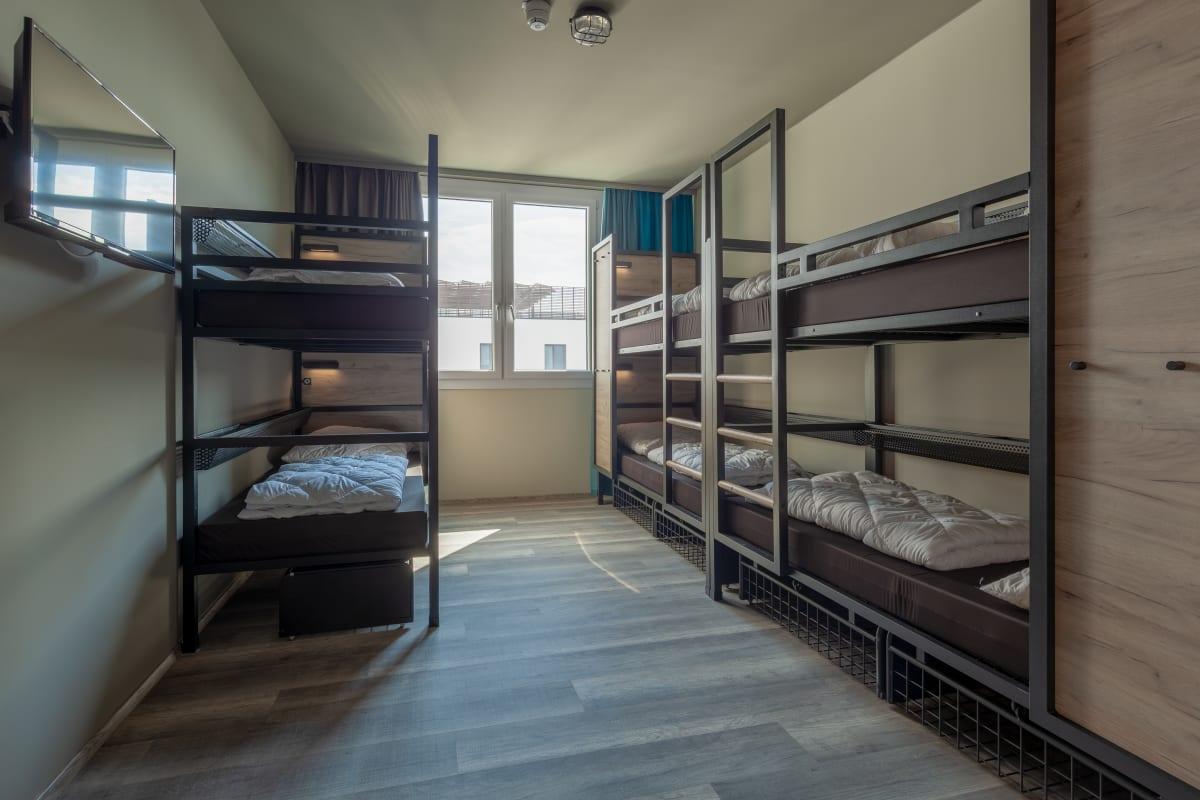 ao Hostel Venezia Mestre 2, Venice, Italy
