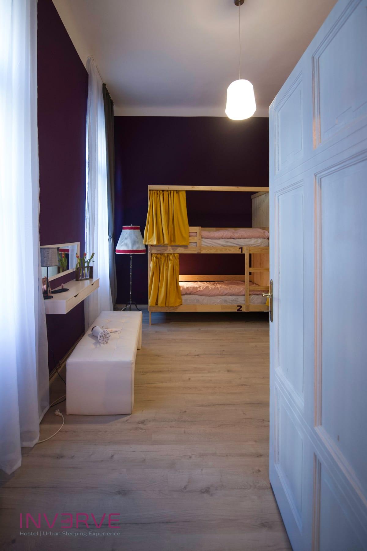 InVerve Hostel, Timisoara, Romania