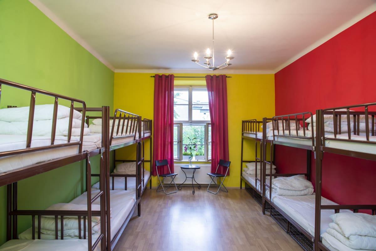 Let's Rock Hostel, Krakow, Poland