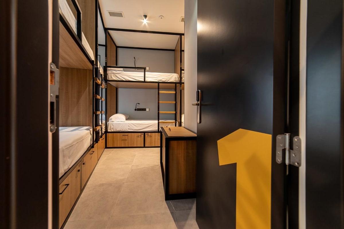 Petit Hostel, Madrid, Spain hostel