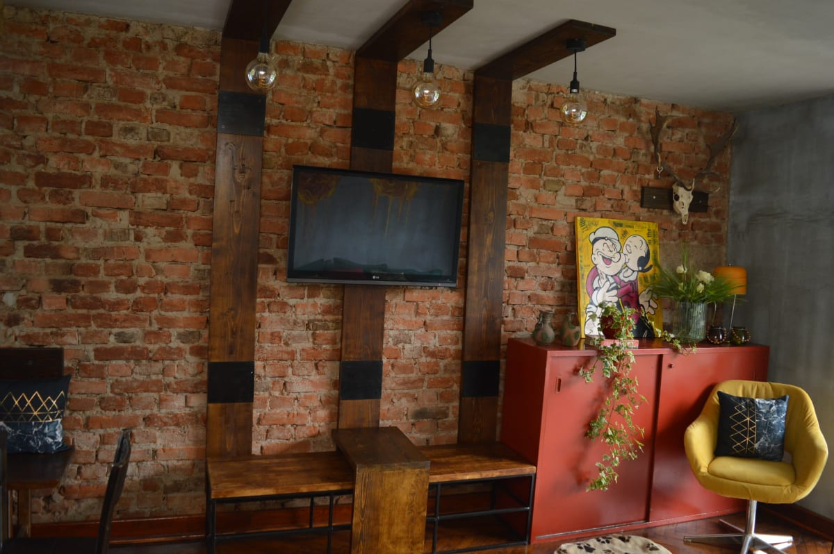 Mystic River Design Hostel, Bajina Basta, Serbia