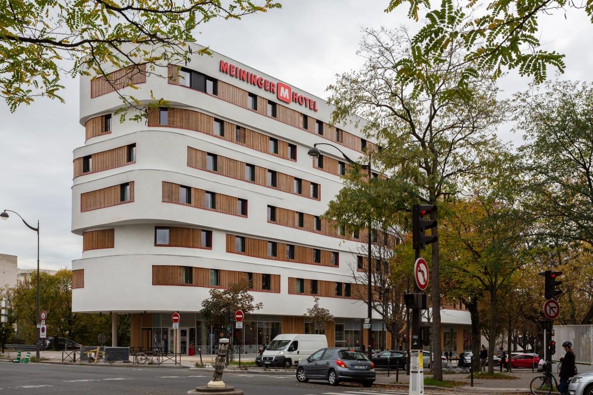 MEININGER Paris Porte de Vincennes, Paris, France hostel