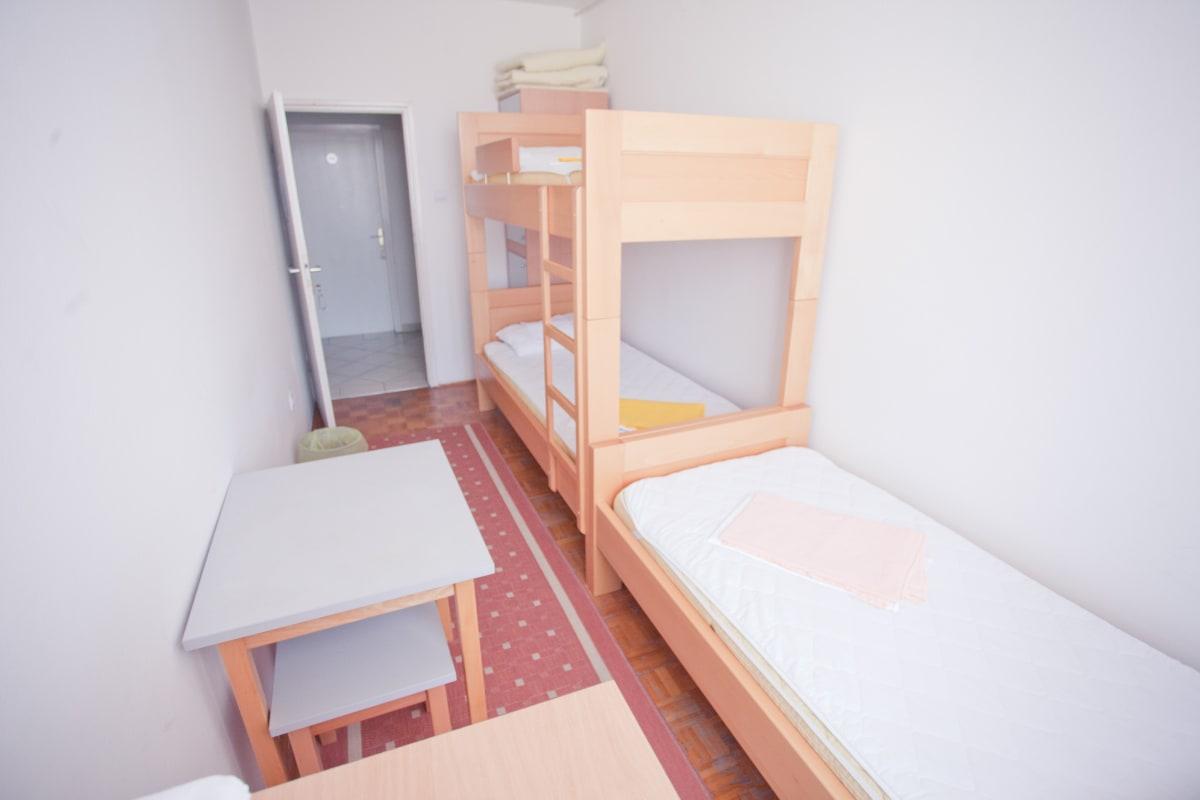 HI Hostel Zagreb, Zagreb, Croatia