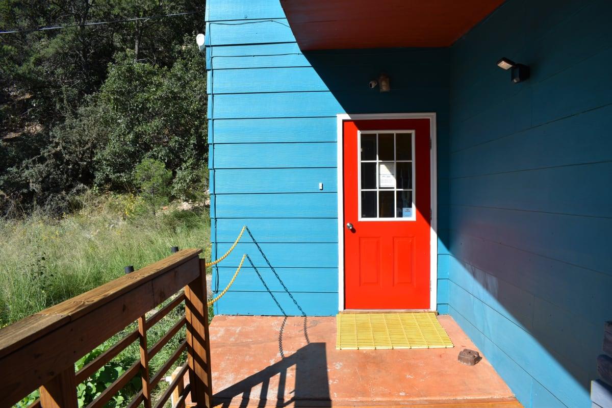 Cloudcroft Hostel, New Mexico, USA