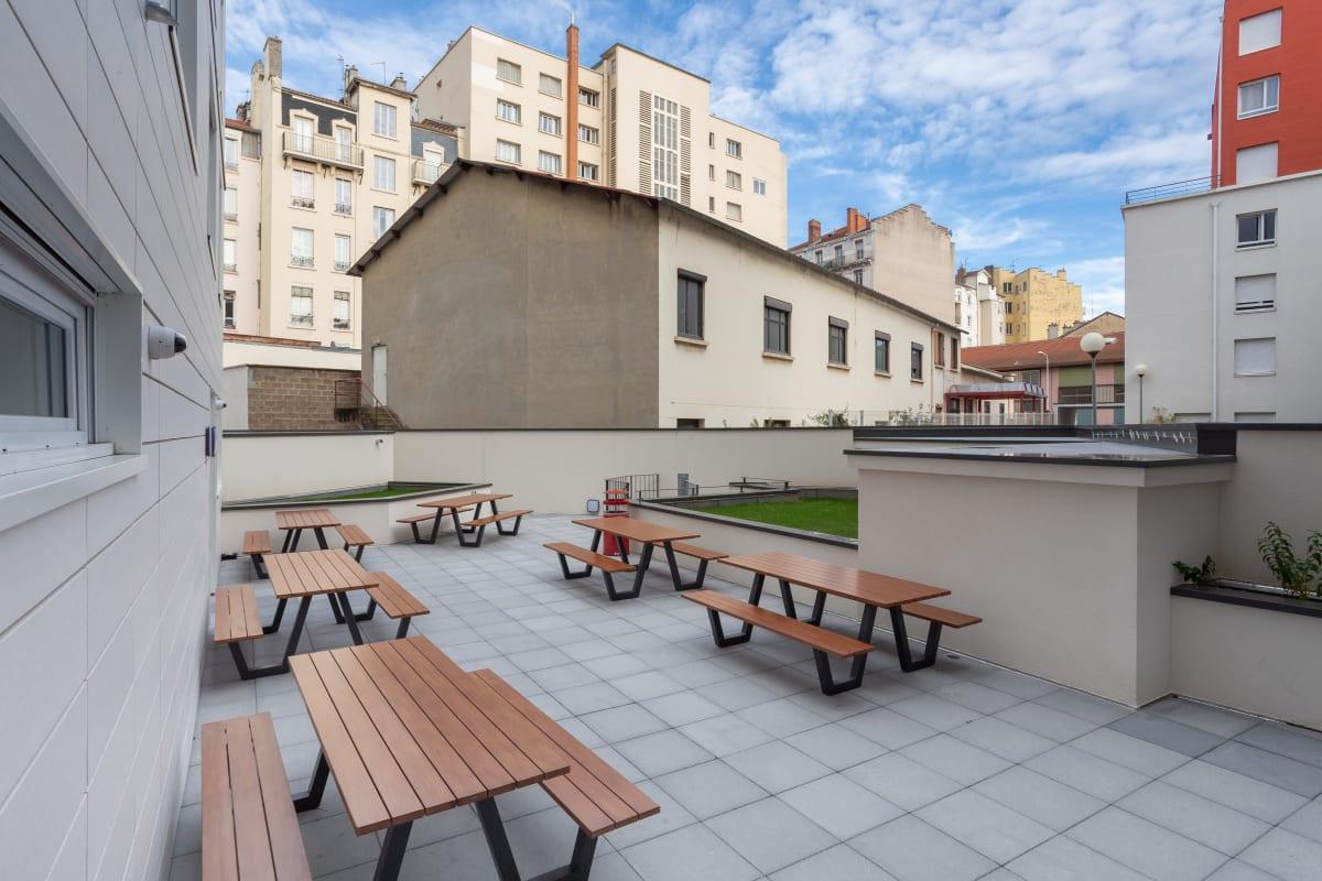 MEININGER Lyon Centre Berthelot, Lyon, France hostel