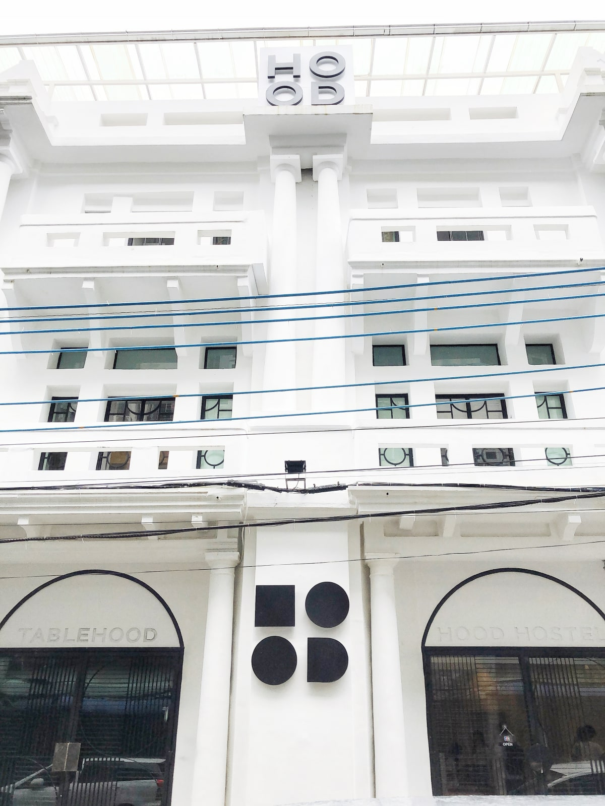 HOOD Hostel, Yangon, Myanmar