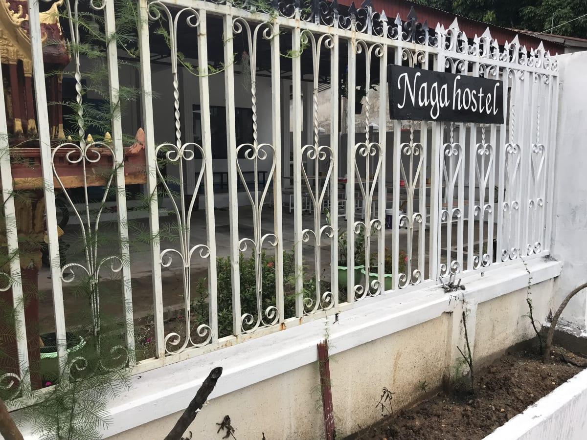 Naga Hostel & Cafe, Thakhek, Laos