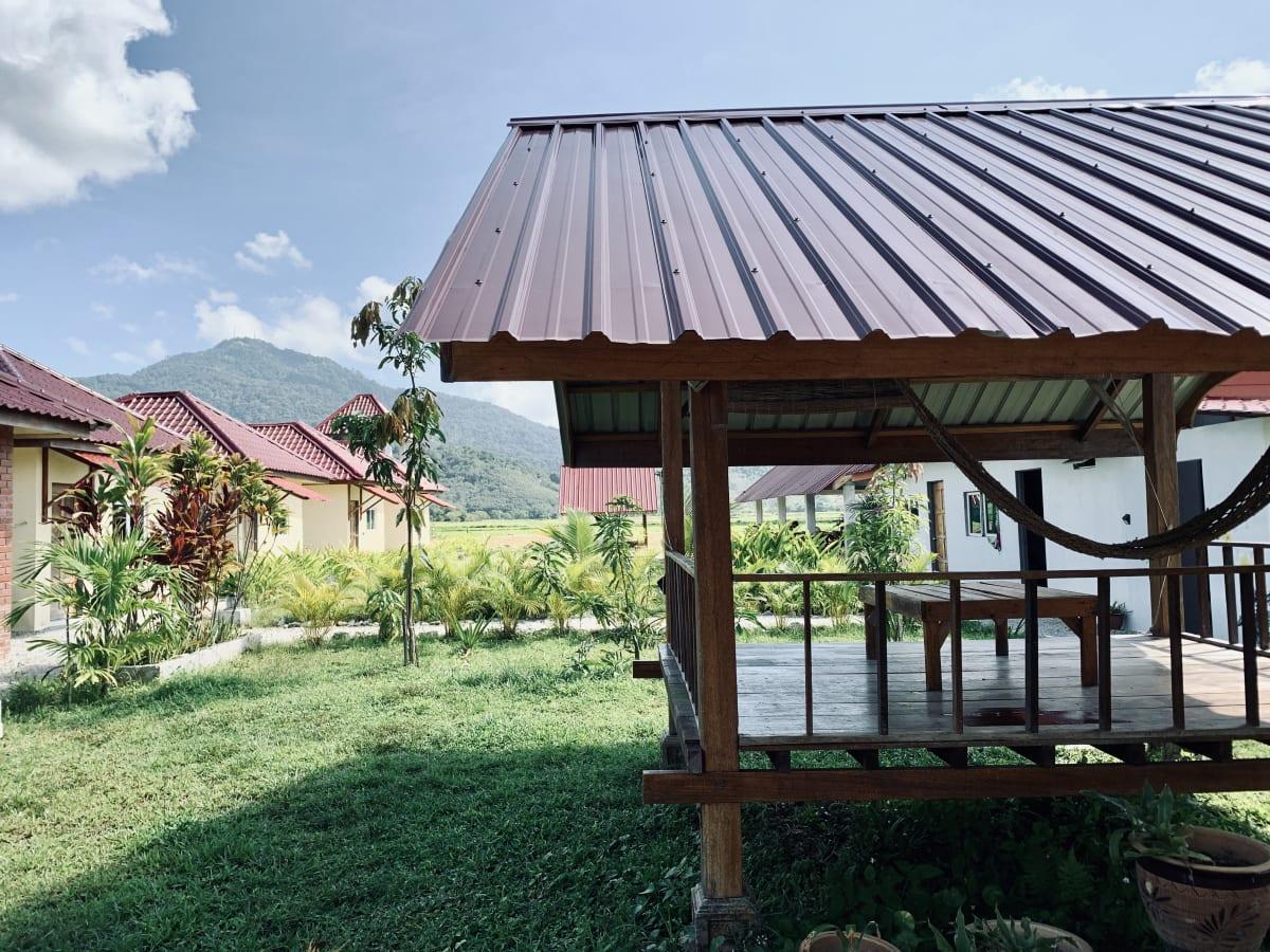 Kawah Padi Garden Villa Langkawi, Langkawi, Malaysia hostel