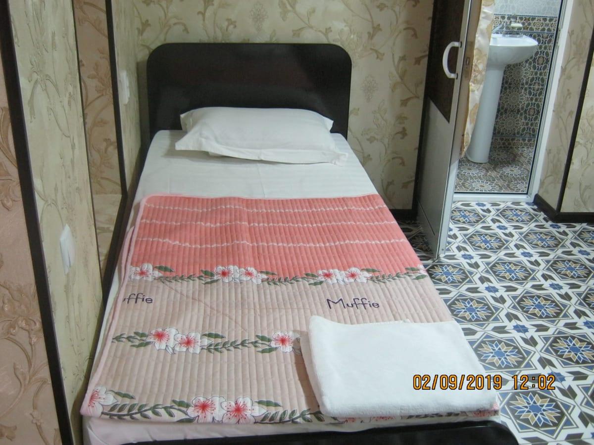 Graf Hostel, Bukhara, Uzbekistan