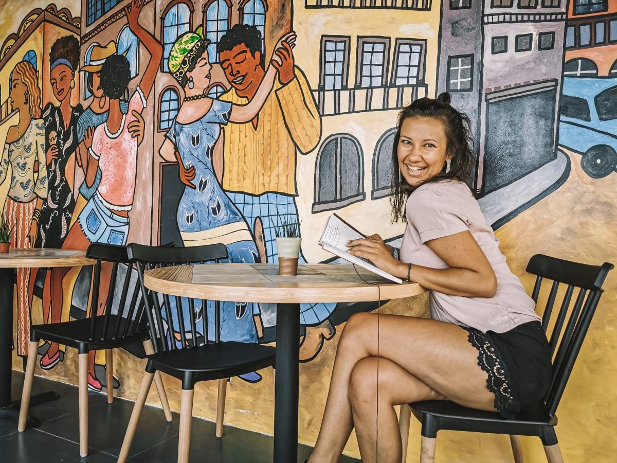 Murals Sleepbox (Capsule Hostel), Cebu, Philippines