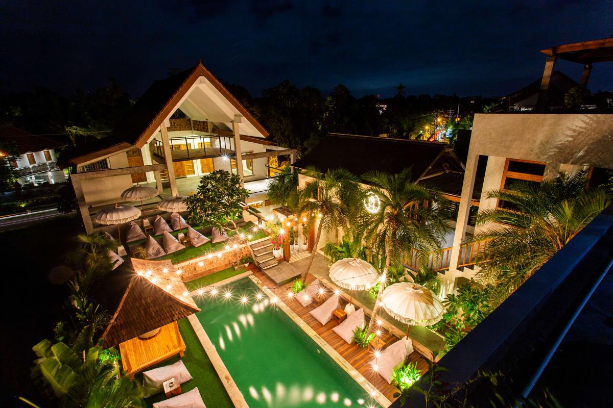 Nyaman Hostel, Canggu, Indonesia