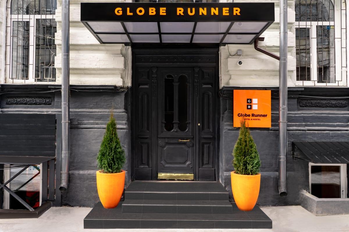 Globe Runner Hotel & Hostel Kyiv City Center, Kiev, Ukraine