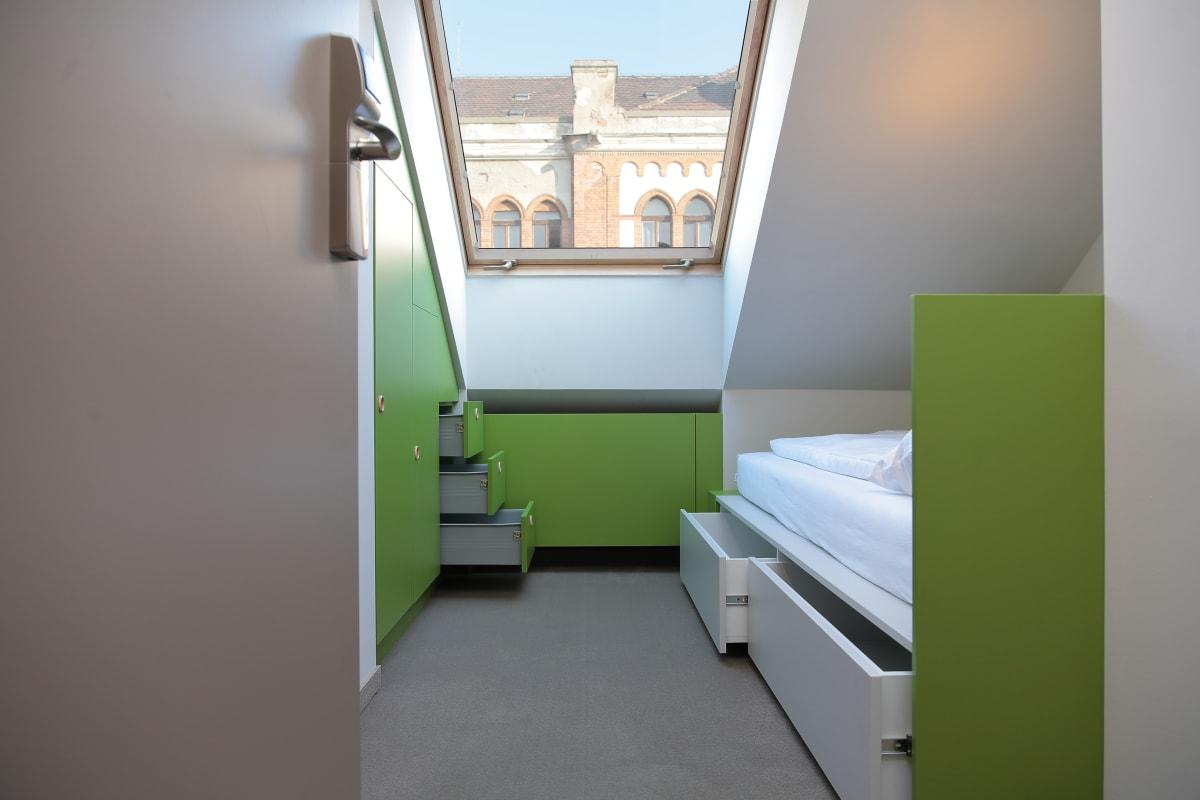 Maverick Student Lodge, Budapest, Hungary