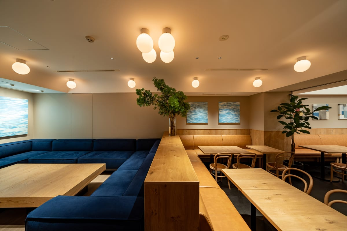 CAFE/MINIMAL HOTEL OUR OUR in Tokyo, Japan, Japan
