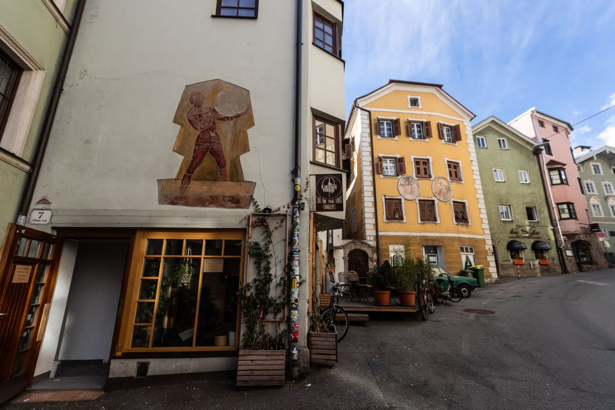 Montagu Hostel, Innsbruck, Austria