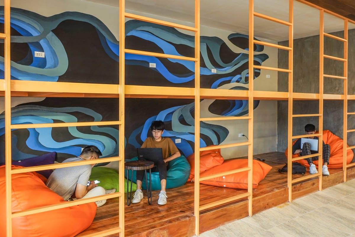Cebu HQ Hostel, Cebu, Philippines hostel