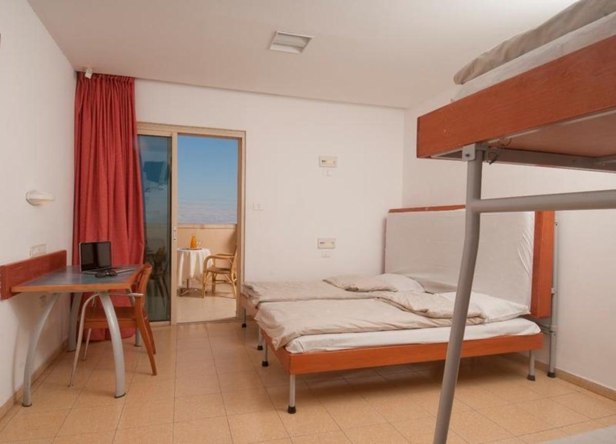 HI Massada, Dead Sea, Israel hostel