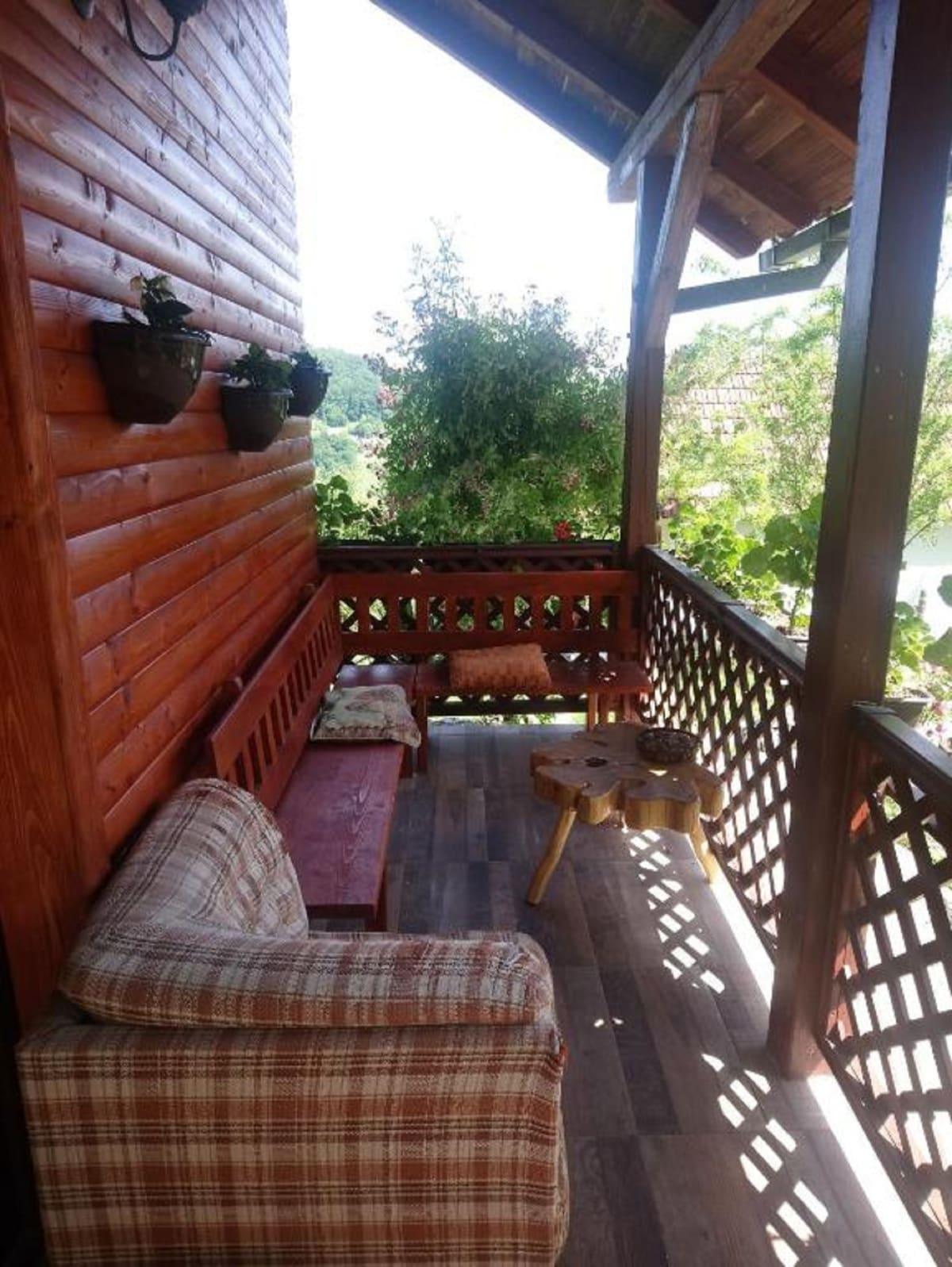 Guest House Little Heaven in Uzice, Serbia, Serbia