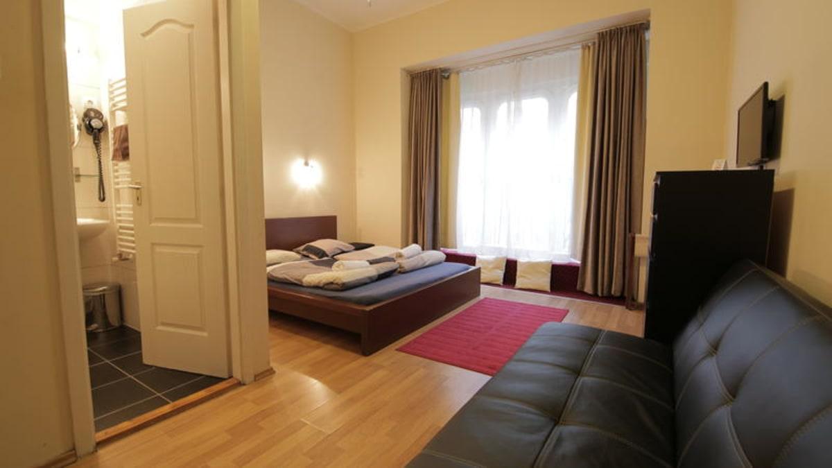 Maverick Hostel & Ensuites, Budapest, Hungary