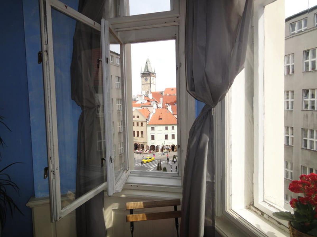 Franz Kafka Hostel, Prague, Czech Republic