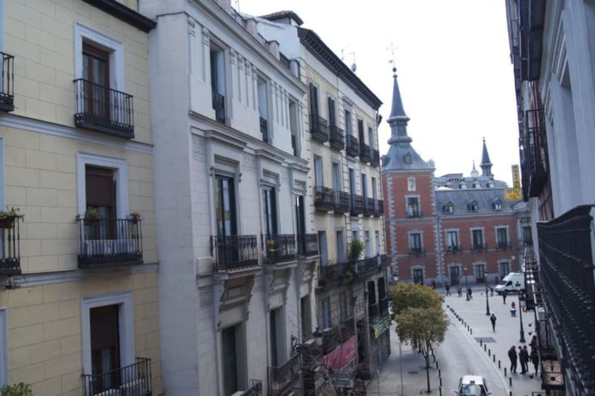 A Nuestra Senora de la Paloma in Madrid, Spain, Spain hostel