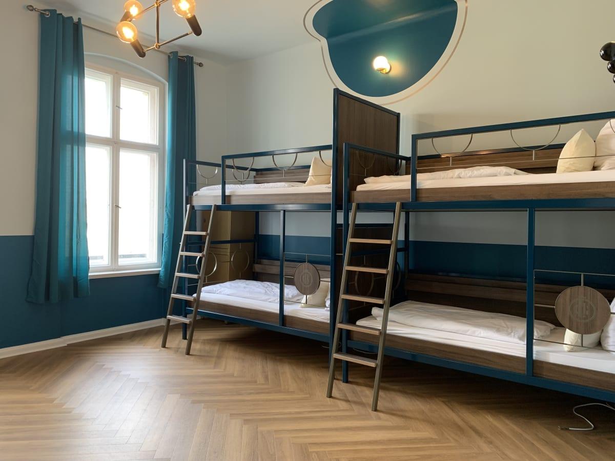 Grand Hostel Berlin Classic, Berlin, Germany hostel