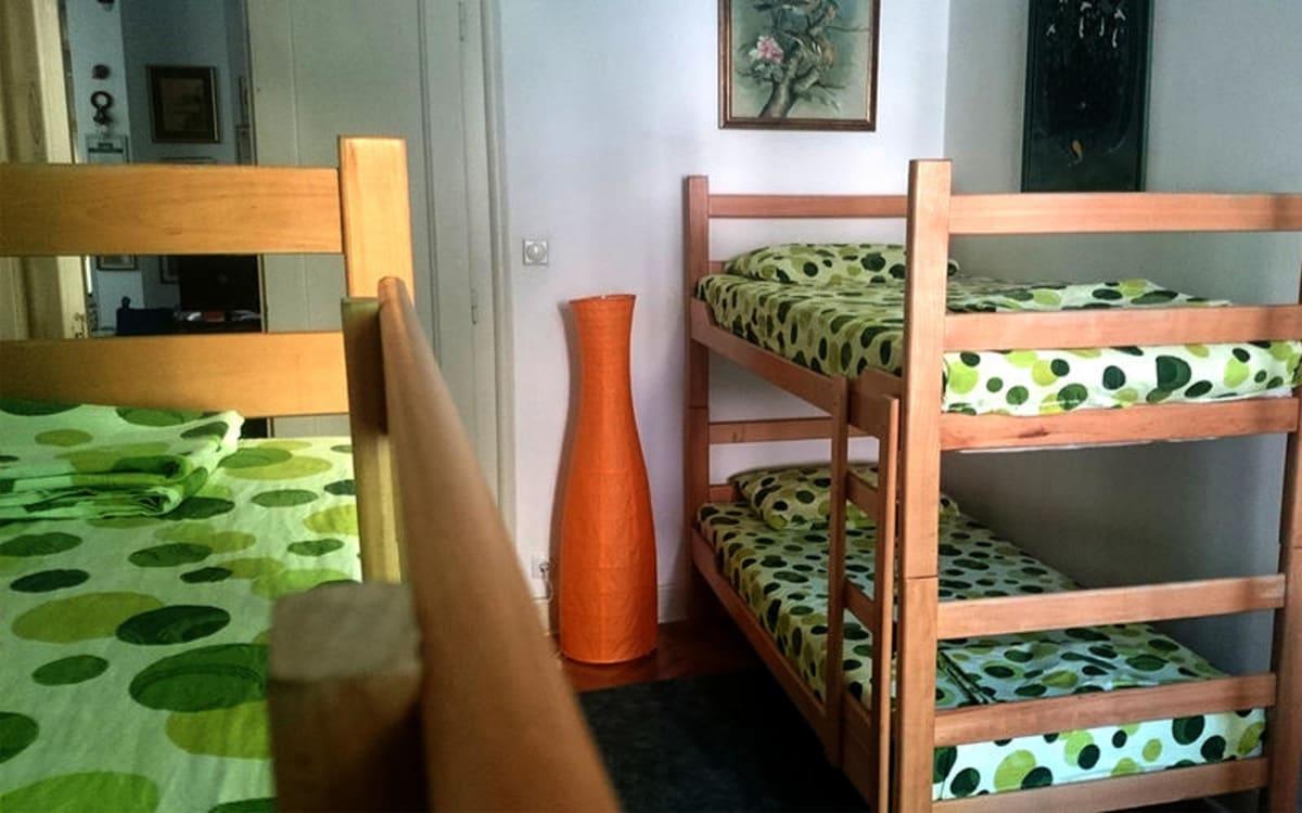 Sun Hostel, Belgrade, Serbia