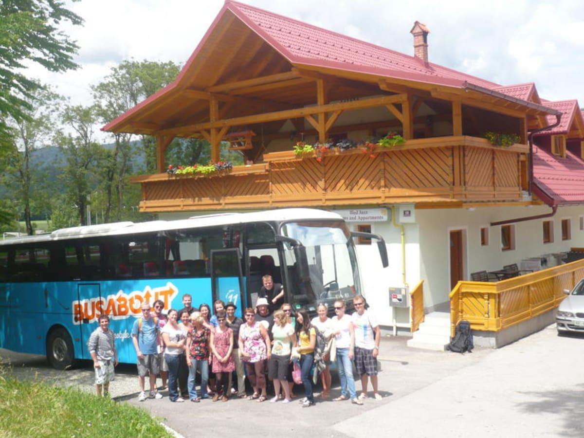 Jazz Hostel & Apartments in Bled, Slovenia, Slovenia