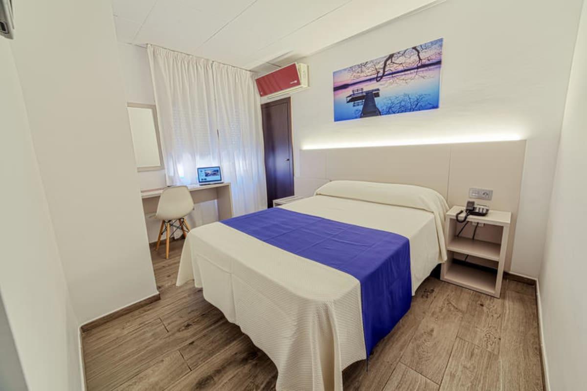 Hotel La Perla in Almeria, Spain, Spain