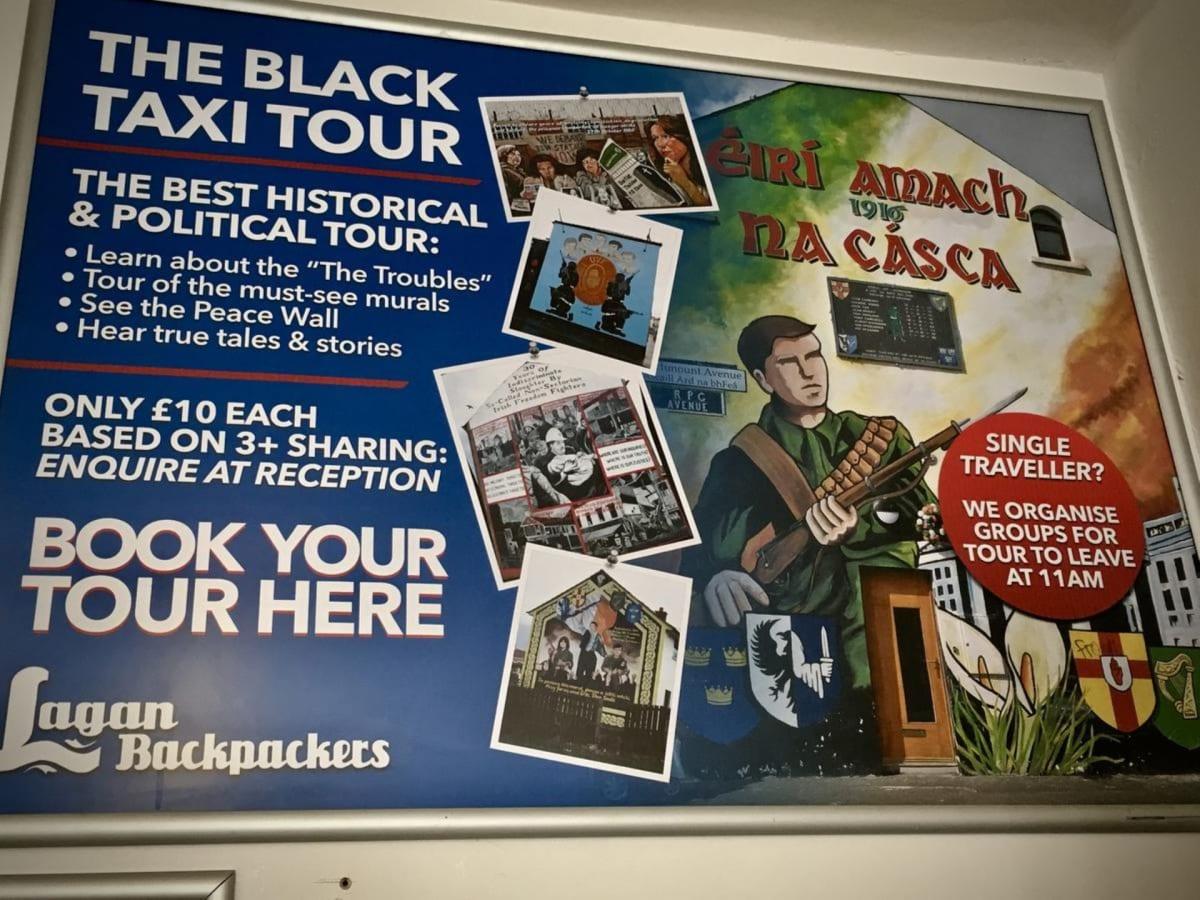 Lagan Backpackers, Belfast, Northern Ireland hostel