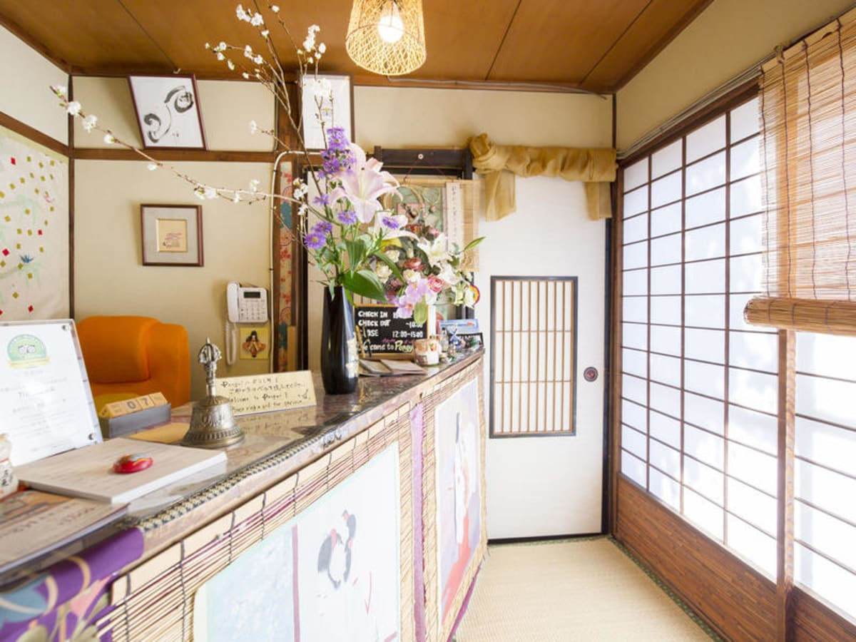 Guest House Pongyi, Kanazawa, Japan
