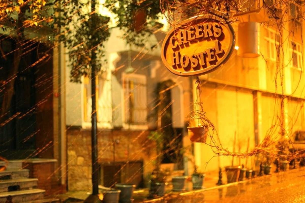 Cheers Hostel, Istanbul, Turkey hostel