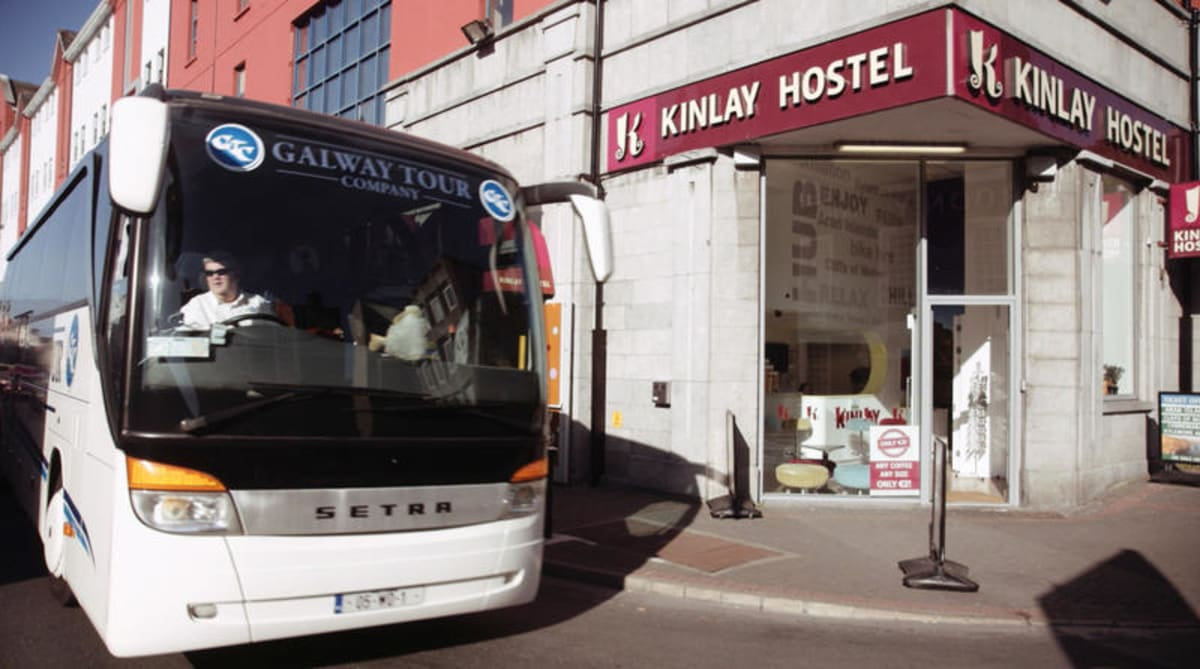 Kinlay House Hostel in Eyre Square, Galway | Hostelworld.com, Ireland