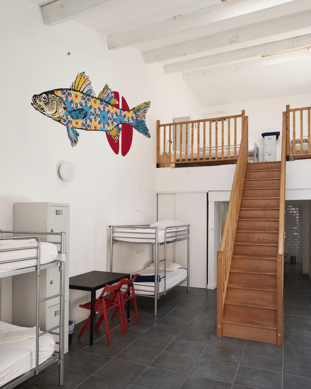 Vertigo Vieux-Port, Marseille, France hostel