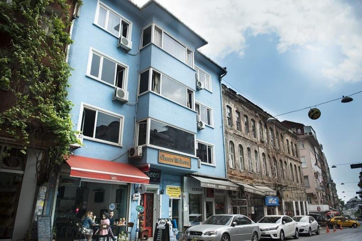 Cheers Midtown Hostel, Istanbul, Turkey hostel