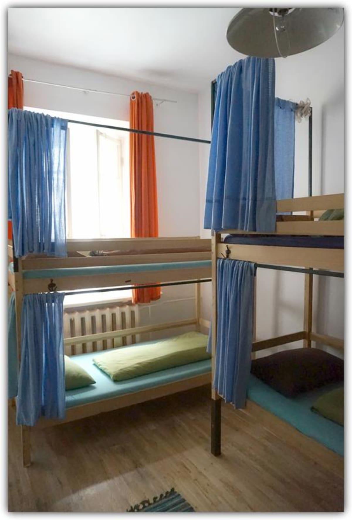 Jimmy Jumps House/Hostel, Vilnius, Lithuania hostel