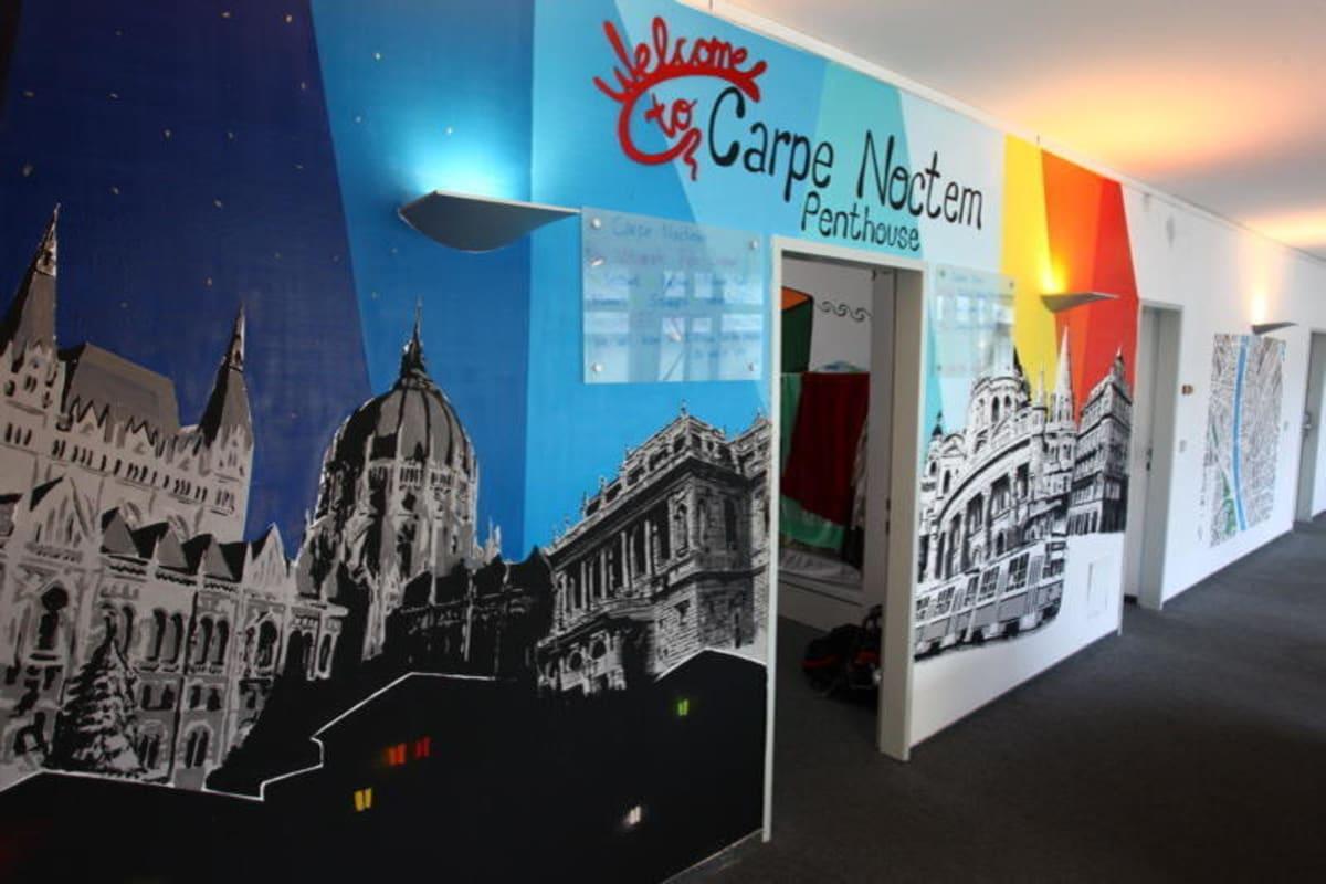 Vitae Hostel, Budapest, Hungary