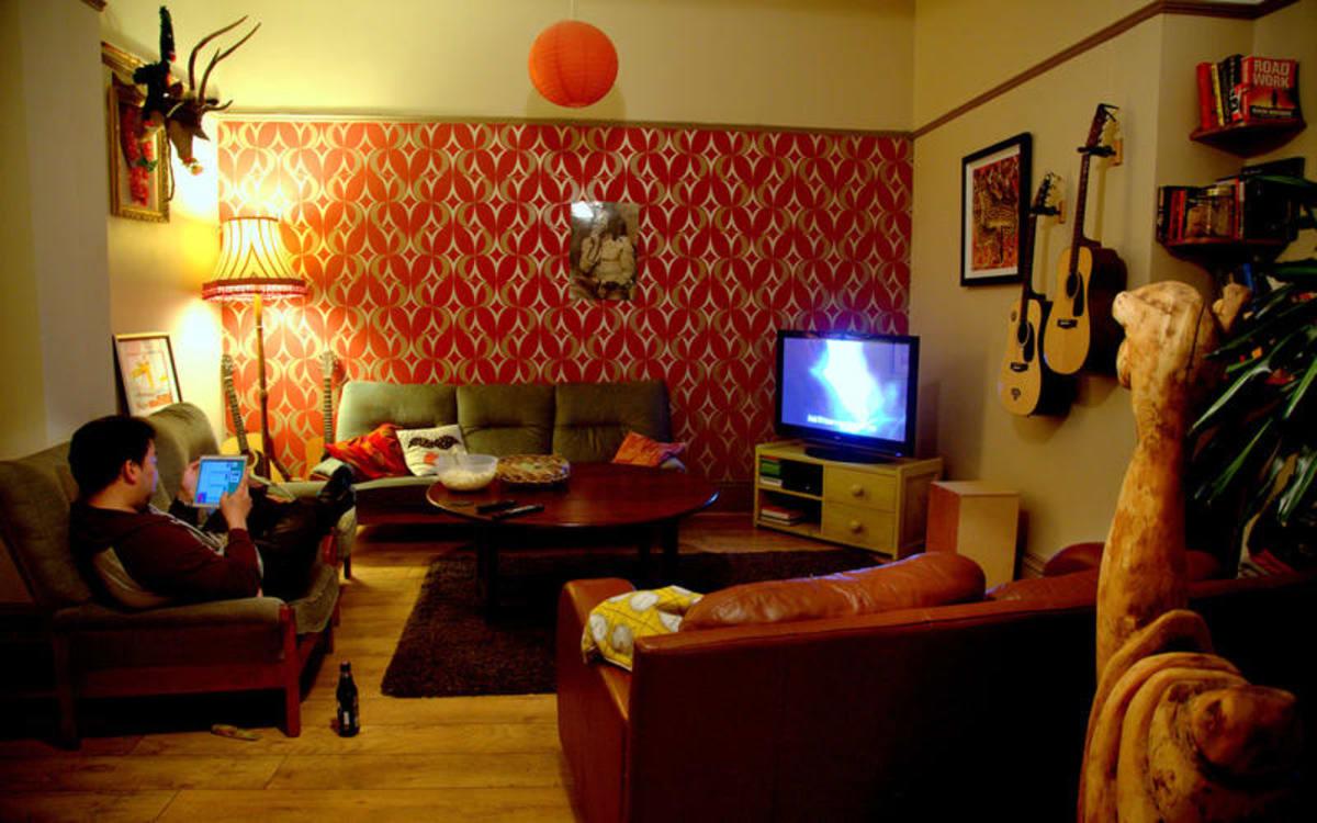 Global Village, Belfast, Northern Ireland hostel