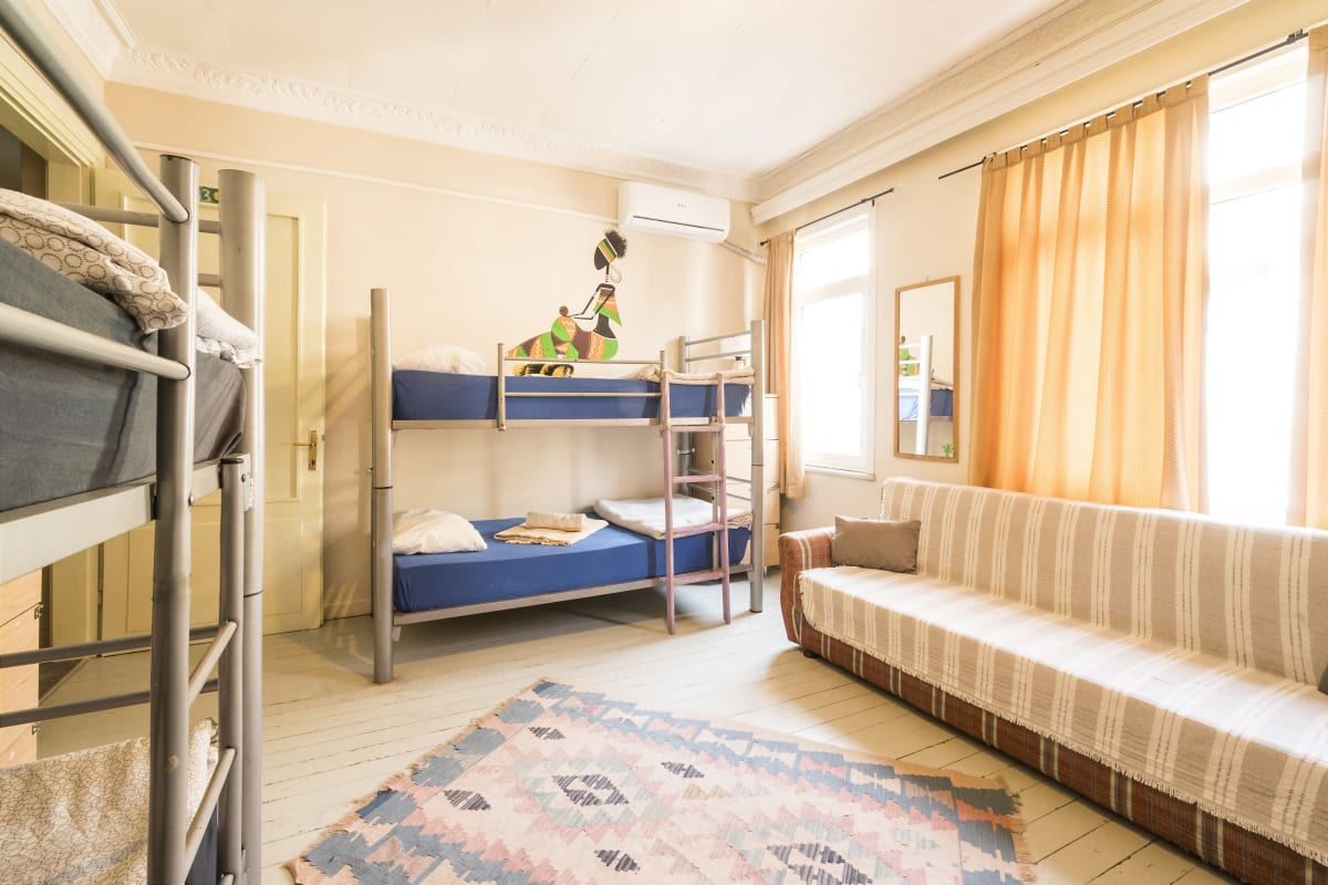 Levanten Hostel, Istanbul, Turkey