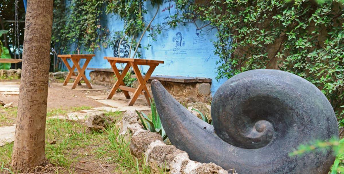 Saifi Urban Gardens, Beirut, Lebanon hostel