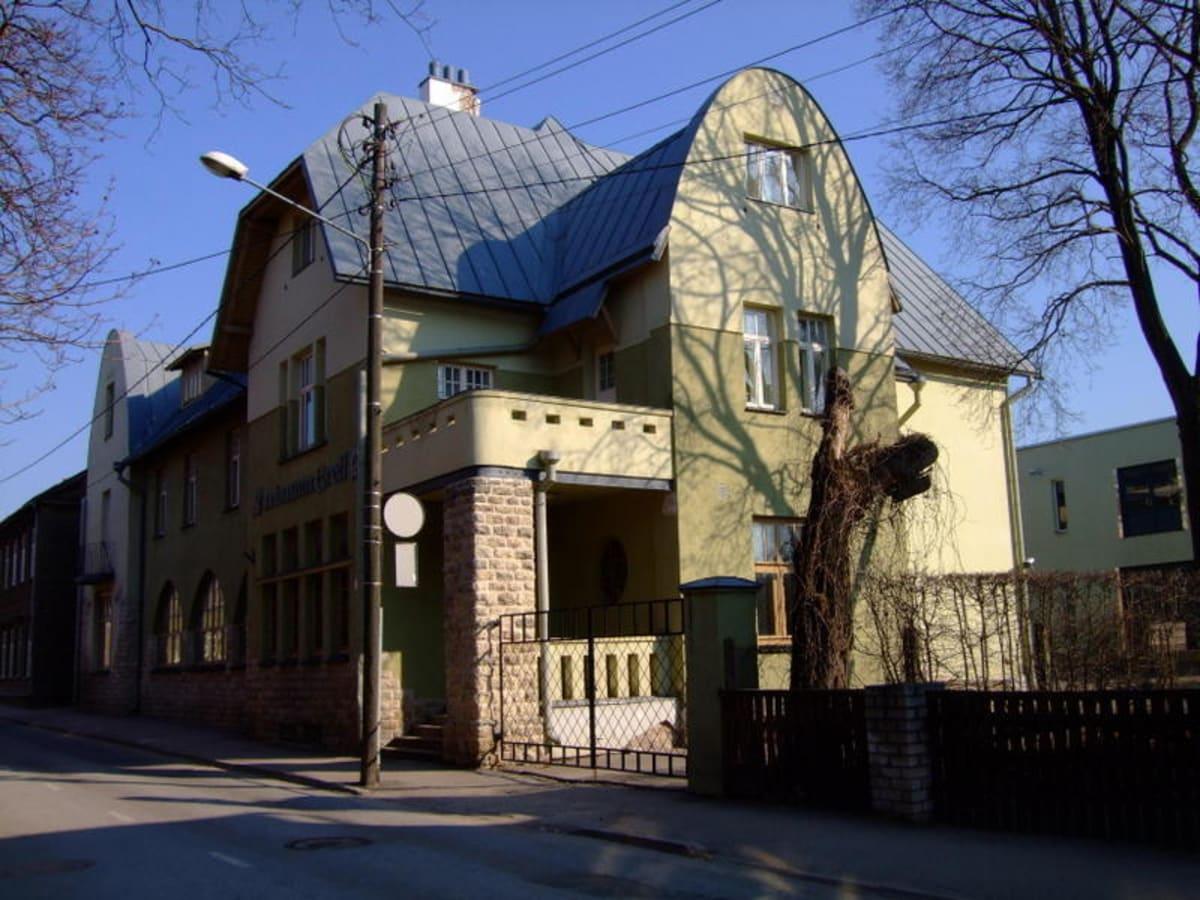 Looming Hostel, Tartu, Estonia