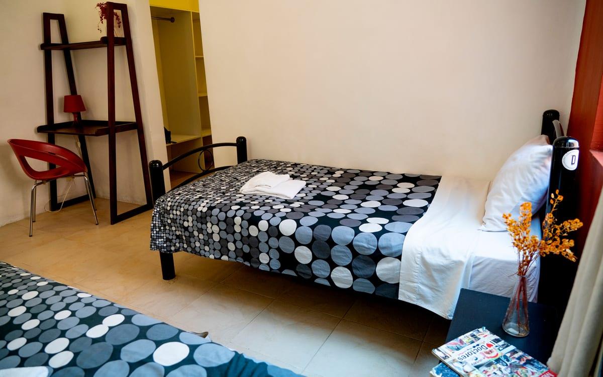 Suites DF Hostel, Mexico City, Mexico