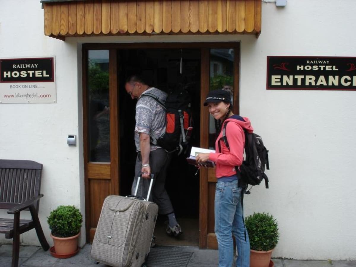 Killarney Railway Hostel, Killarney, Ireland hostel