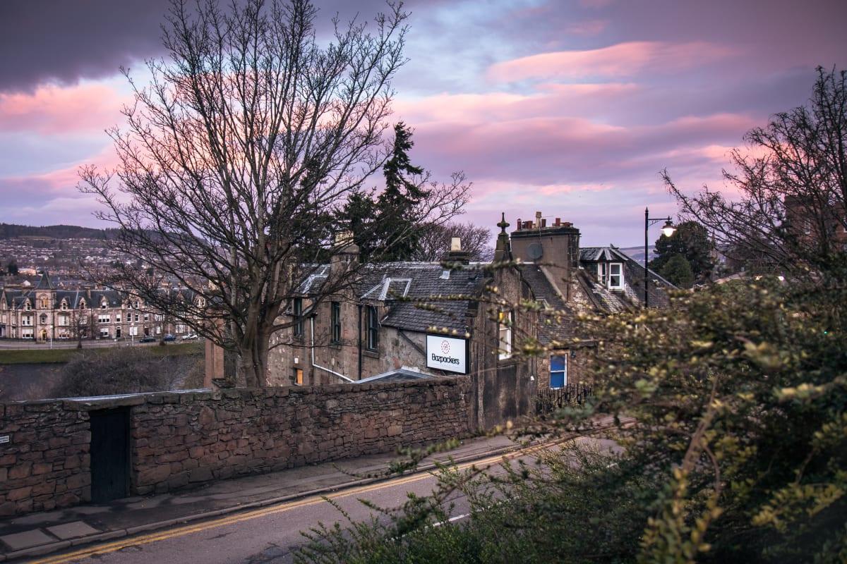 Bazpackers Hostel, Inverness, Scotland