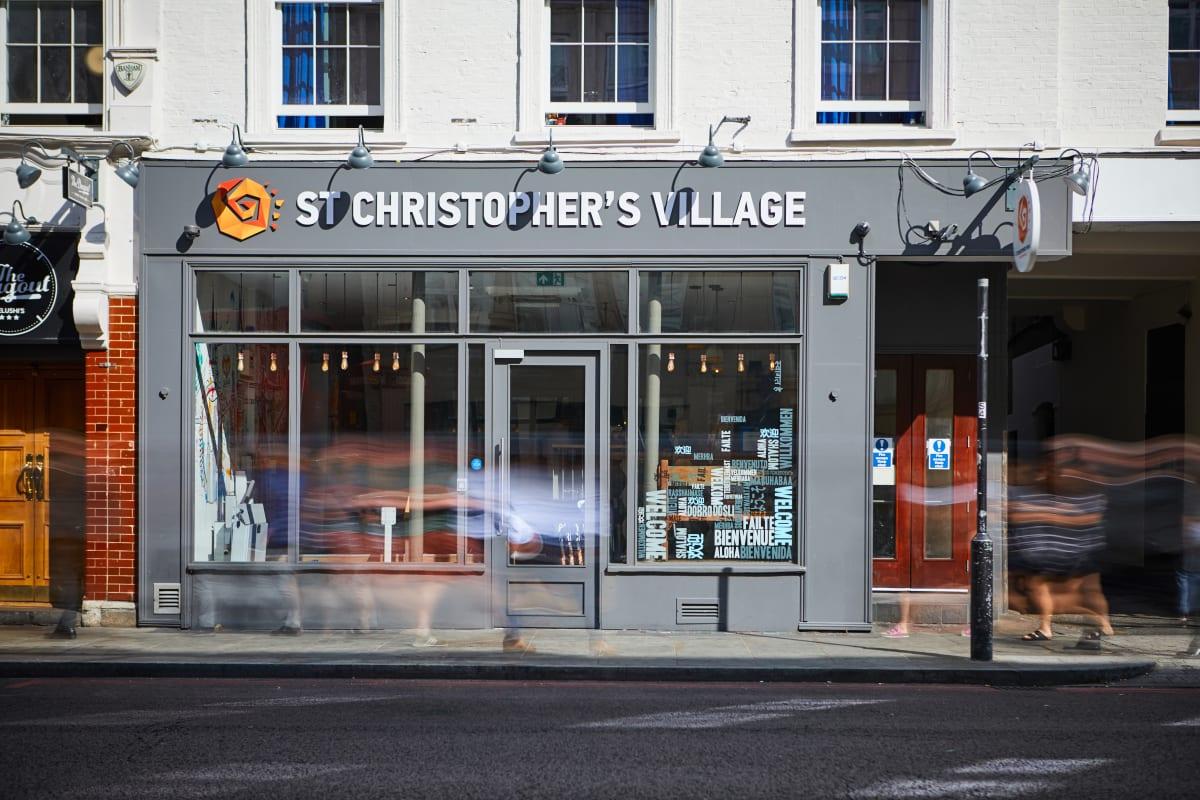St Christopher's Village, London, England hostel
