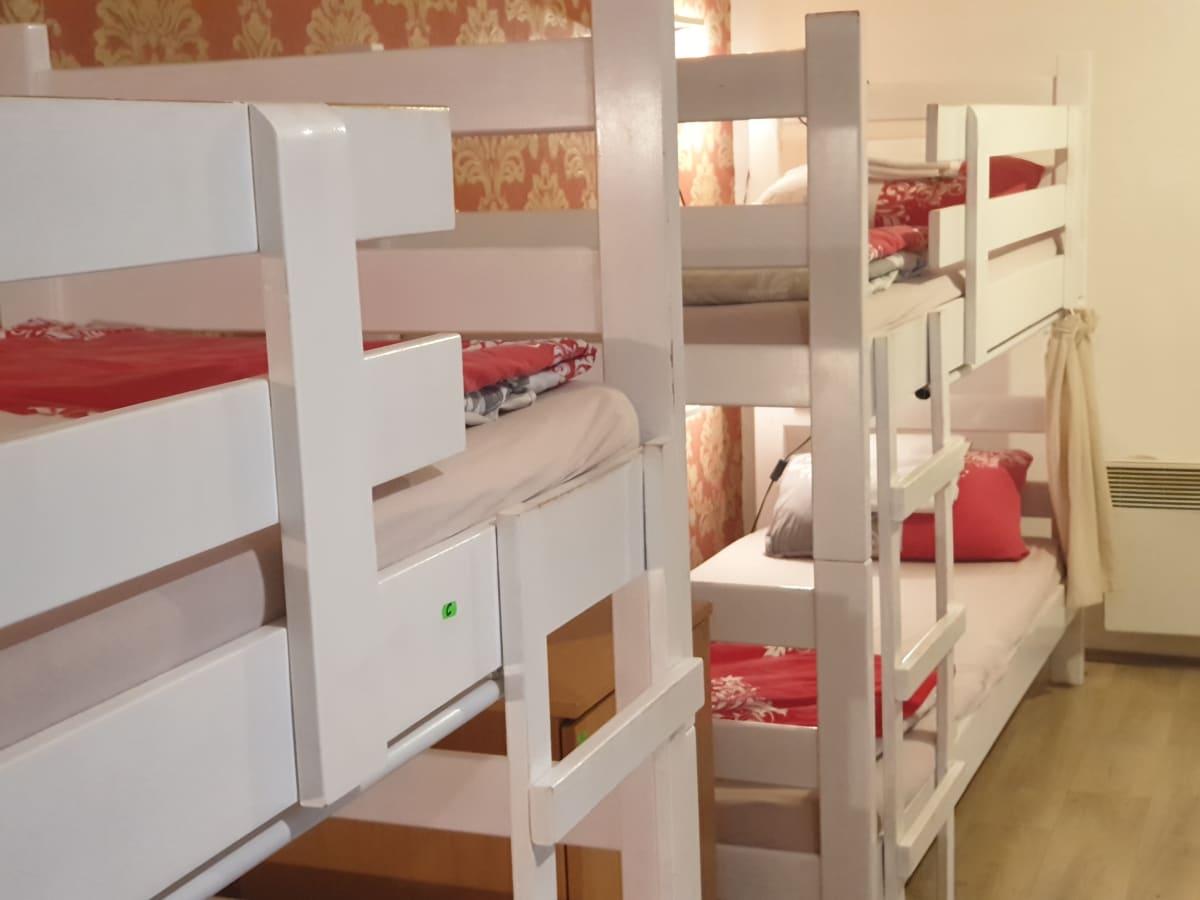 Hedonist Hostel, Belgrade, Serbia hostel