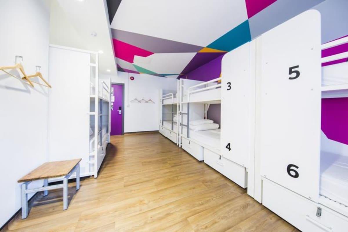 Generator Hostel London, England