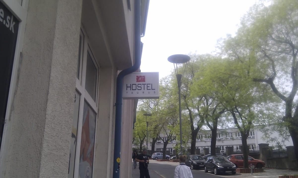 Art Hostel Taurus, Bratislava, Slovakia